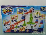 Pista Mighty Beanz slammer time + Embalagem Mighty Beanz slam pack