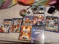 Pack ps2 /ps1 /ps3 e eye toy Aventura