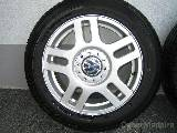 "Jantes originais 16 VW Golf IV. 16"" com pneus"